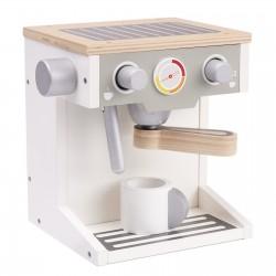 Dětský dřevěný kávovar + šálek