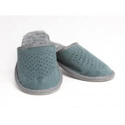 Pánské kožené pantofle Model I 0001