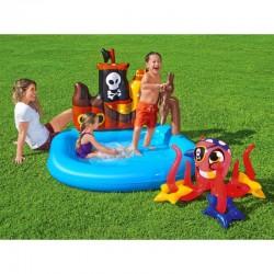 Detský nafukovací bazén - Pirátska loď - Bestway