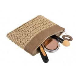 Jutová kosmetická taška - Jutka