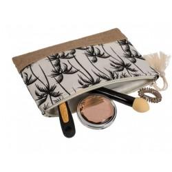 Jutová kosmetická taška - Palma