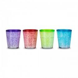 Samochladící pohárky - Barevné