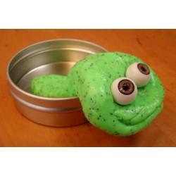 Inteligentní plastelína - Zelená příšera