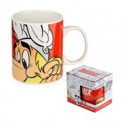 Porcelánový hrnček - Asterix a Obelix - 300ml