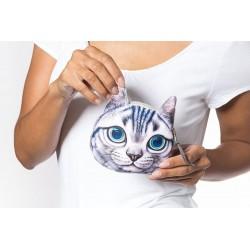 3D peněženka - kotě