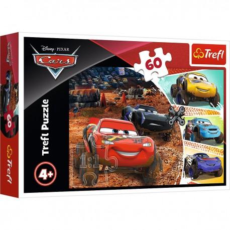 17327 TREFL Dětské Puzzle - Auta Monster Trucks 60 dílů