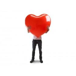 Nafukovací srdce XXL