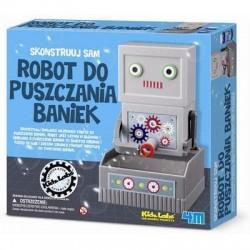 Bublinkový robot