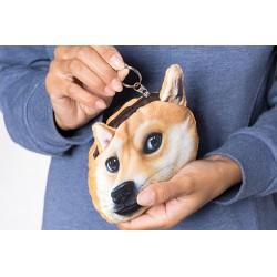3D peněženka - pes