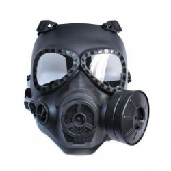Plynová maska - WAR