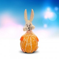 Pokladnička oloupaný pomeranč