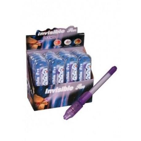 Pero s neviditeľným atramentom