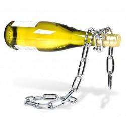 Řetězový držák na láhev