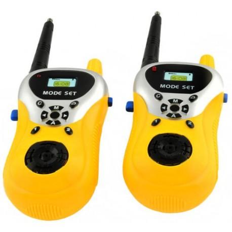 Dětské vysílačky Walkie talkie
