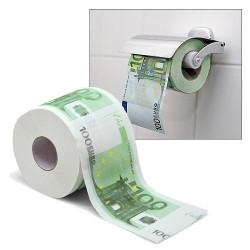 Toaletní papír XL - 100 eur