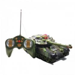 RC tank na ovládání, 1:16 - Kaki