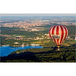 Let historickým balónem