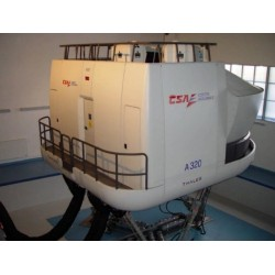 Profesionální letový simulátor