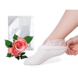 Exfoliační ponožky pro jemnou pokožku nohou