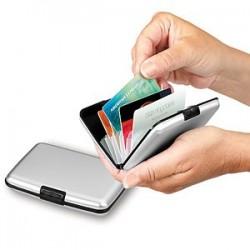 Pouzdro na kreditní karty a vizitky