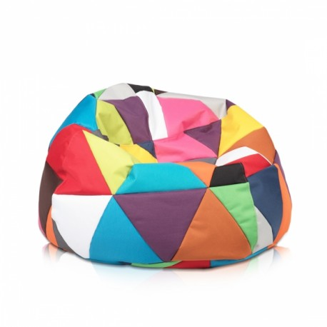 Sedací vak - SAKWA M barevný