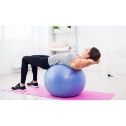 Fitness míč s pumpou