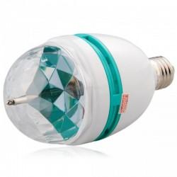 Rotační barevná žárovka