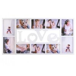 Fotorámeček na 10 fotek - Love