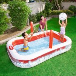 Dětský bazén volejbal 253x168x97 cm BESTWAY