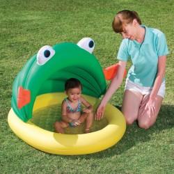 Dětský bazén Žabka se stříškou 107x104x71 cm BESTWAY