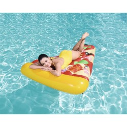 Nafukovací lehátko Pizza Party 188x130 cm BESTWAY