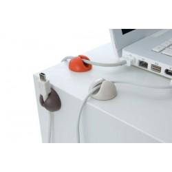 Držák na kabely - Cable clip 6ks