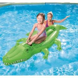 Nafukovací krokodýl 167x89 cm BESTWAY
