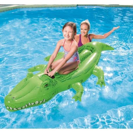 Nafukovací krokodýl 167x89 cm BESTWAY 41010