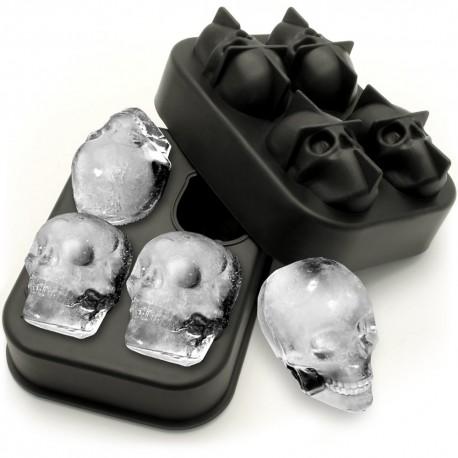 Forma na led - Lebka