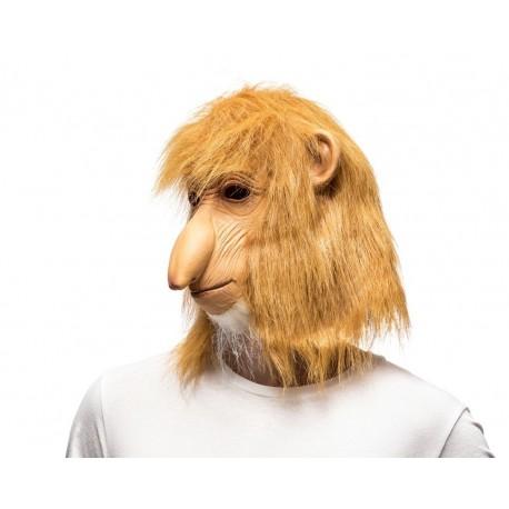 Maska opice - kahau nosatý