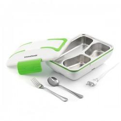 Elektrická dóza na jídlo verze PRO 50W InnovaGoods - Bílo zelená