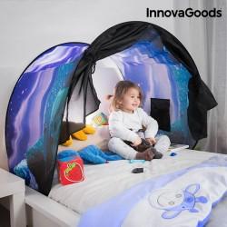 Dětský stan nad postel