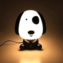 Noční lampička pejsek