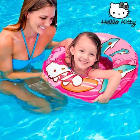DR Nafukovací kruh - Hello Kitty