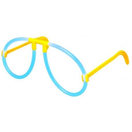 Svítící párty brýle