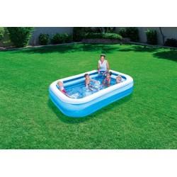 Nafukovací bazén 262x175x51 cm - BESTWAY