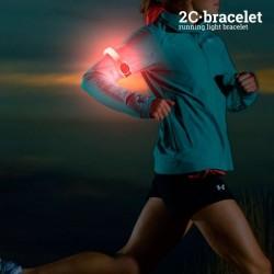 Sportovní bezpečnostní LED pásek